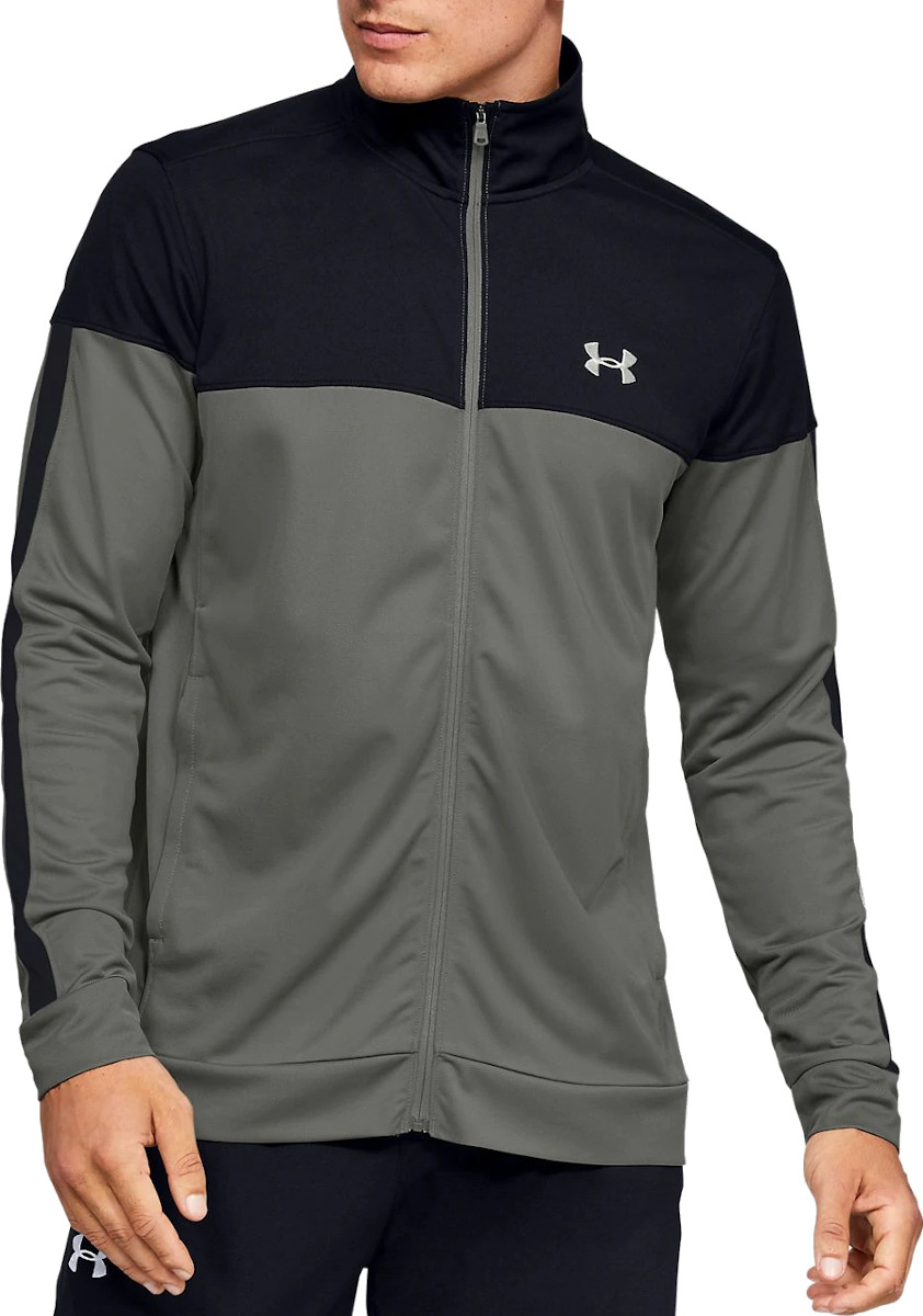 Under Armour SPORTSTYLE PIQUE TRACK JACKET Melegítő felsők
