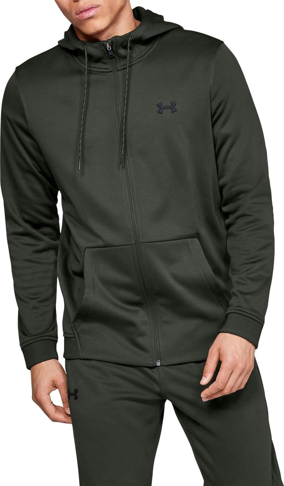 Under Armour ARMOUR FLEECE FZ HOODIE Kapucnis melegítő felsők