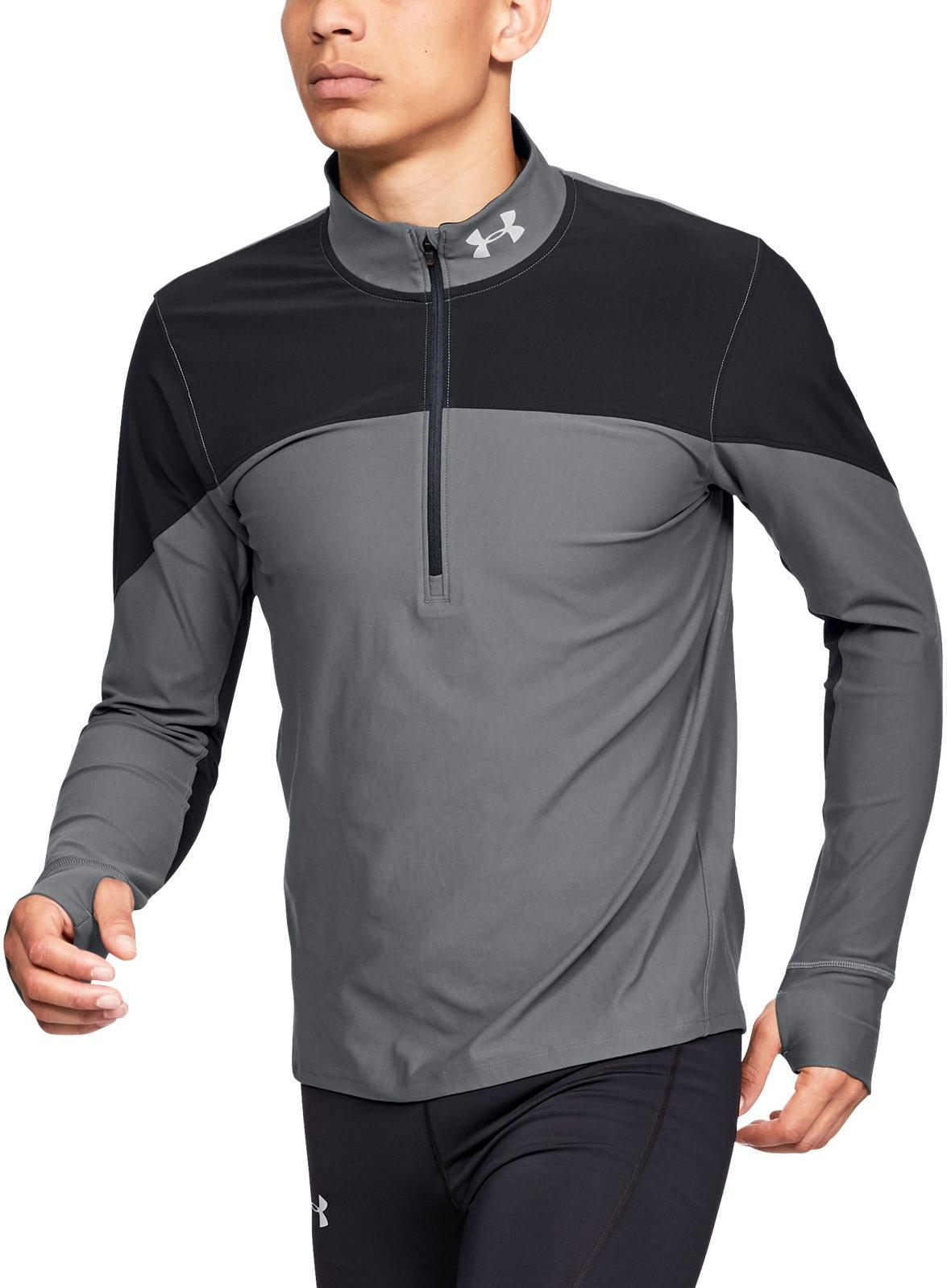 Under Armour UA QUALIFIER HALF ZIP Melegítő felsők