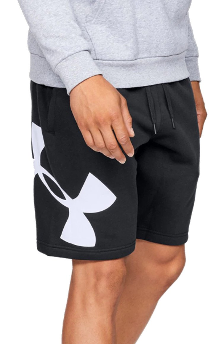 Under Armour RIVAL FLEECE LOGO SWEATSHORT Rövidnadrág
