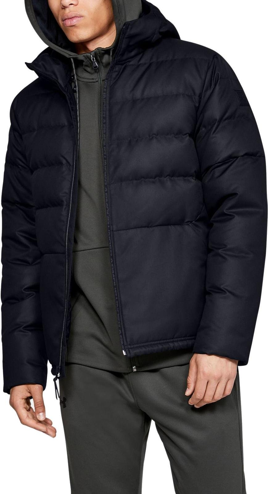 Under Armour UA Sportstyle Down Hooded Jacket Kapucnis kabát