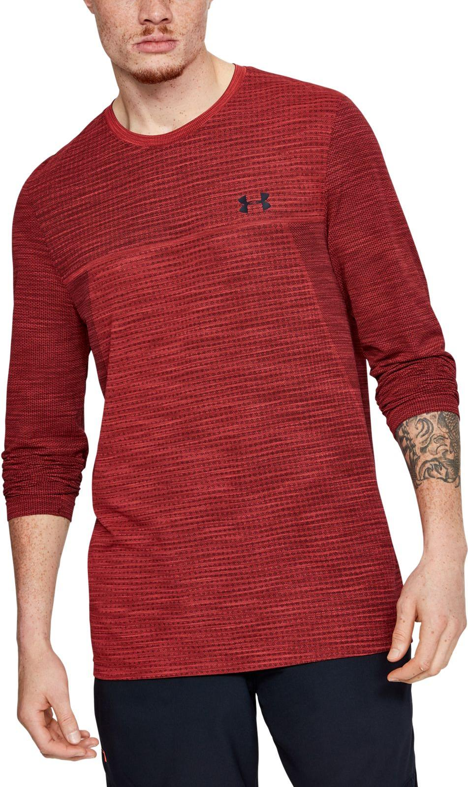 Under Armour Vanish Seamless LS Nov 1 Hosszú ujjú póló
