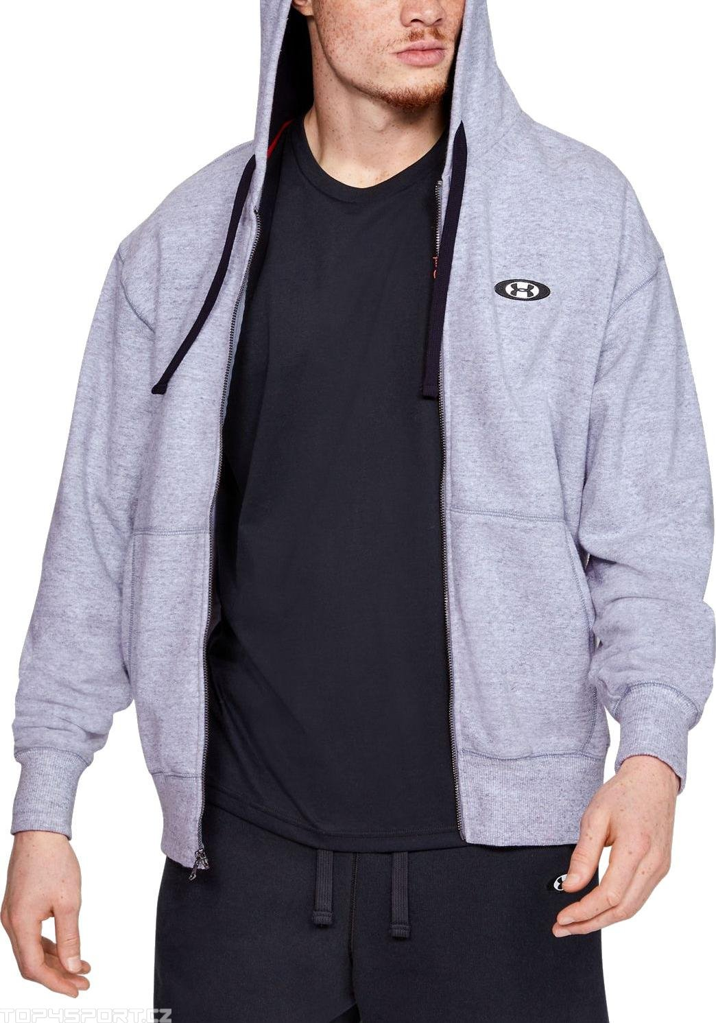 Under Armour UA PERFORMANCE ORIGINATORS FLEECE FZ Kapucnis melegítő felsők