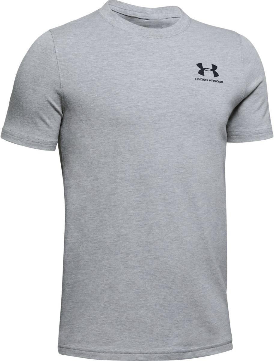 Under Armour UA Cotton SS Kids Rövid ujjú póló