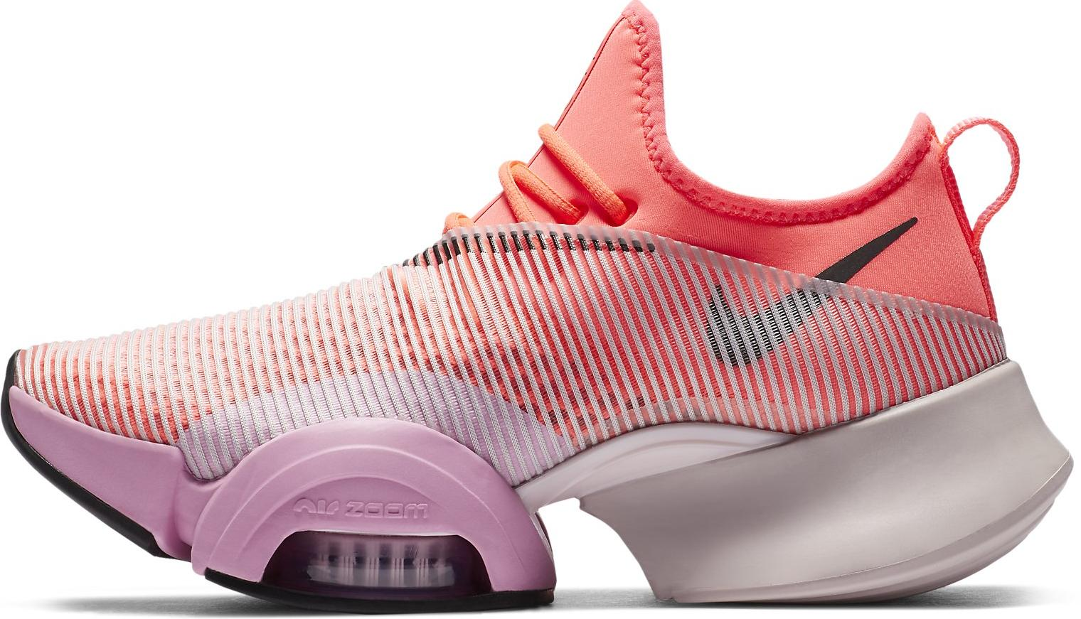 Nike WMNS AIR ZOOM SUPERREP Fitness cipők